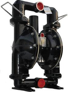 Pneumatic diaphragm pump for mine